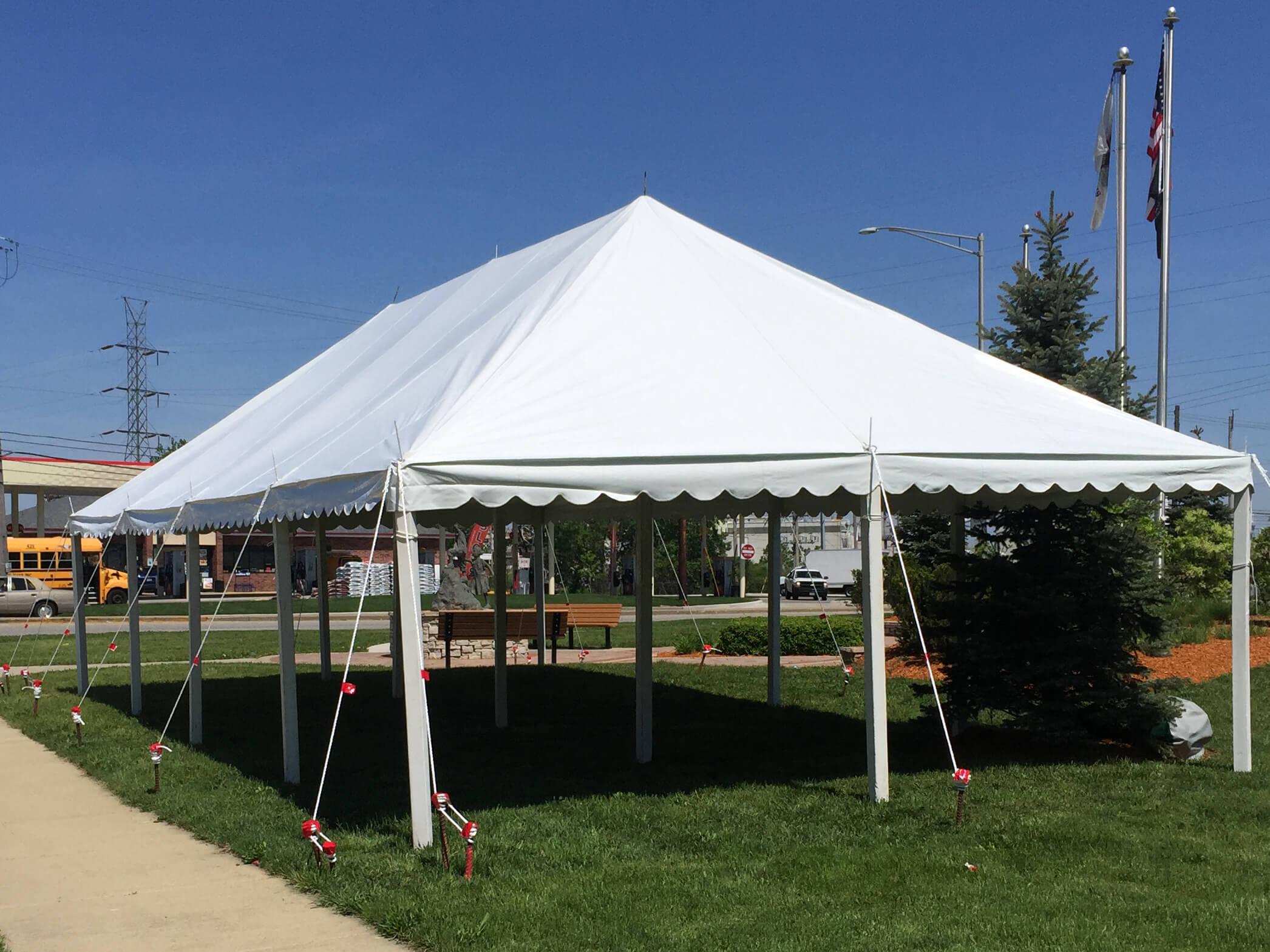 40x20 Tent